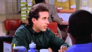 getlinkyoutube.com-Seinfeld Clip - Jean-Paul The Marathon Runner