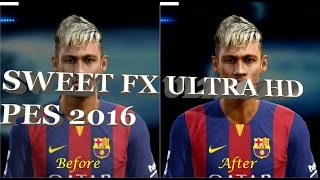 getlinkyoutube.com-PES 2016 ULTRA HD GRAPHICS PATCH | Tutorial | PC FIX
