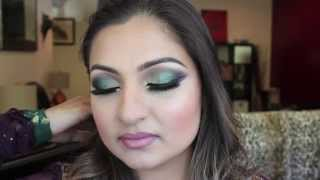 Arabic Eye Makeup Look