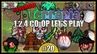 getlinkyoutube.com-Ultimate Boss Fight Finale! Fighting Vince! || Terraria Co-Op Survival [Episode 20]