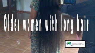 getlinkyoutube.com-Long hairstyles for fine thin hair