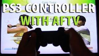getlinkyoutube.com-Fire Tv - PS3 controller setup