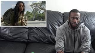 """getlinkyoutube.com-REACTION to The Walking Dead SEASON 7 Episode 6 """"SWEAR"""" (Part 1)"""