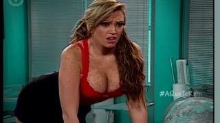 getlinkyoutube.com-A Que Te Ries - Lo Mas Sexy De Sabrina