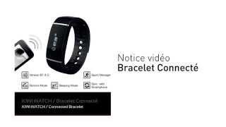 getlinkyoutube.com-Bracelet Connecté