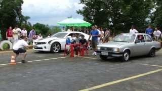 getlinkyoutube.com-Camaro SS X Chevette Turbo @ 201 mts HD