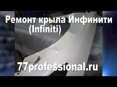 Ремонт крыла Инфинити (Infiniti)
