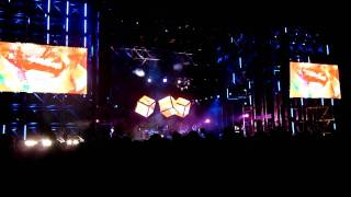 VIDEO: Animal Collective at Coachella Music Festival