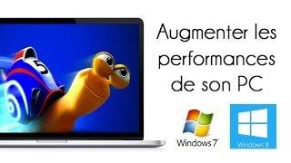 getlinkyoutube.com-Augmenter les performances Windows 7 - 8 - 8.1