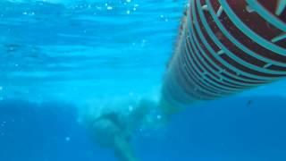 getlinkyoutube.com-仰式抓繩推進力訓練(水下攝)----陽文濱游泳教學工作室