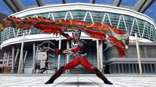 getlinkyoutube.com-Kamen Rider Dragon Knight - All Character Supers