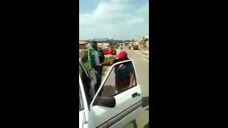 Watch: Mzansi Girl find her Mann cheating, see what she did
