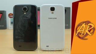 getlinkyoutube.com-مقارنة بين جالاكسي اس4 صيني و اصلي و الفروقات بينهما | Galaxy S4 Original Vs S4 Copy