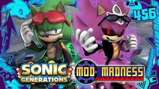 getlinkyoutube.com-Sonic Generations PC Mod (4K 60FPS) Scourge & Destroyed City Escape - Mod Madness