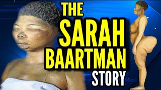 getlinkyoutube.com-The Sarah Baartman (Hottentot Venus) Story| A History Of Twerking & Black Women Degrading Themselves