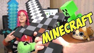 Обзор игрушек Minecraft - maskbro.ru