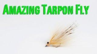 getlinkyoutube.com-Fly Tying Amazing Tarpon fly