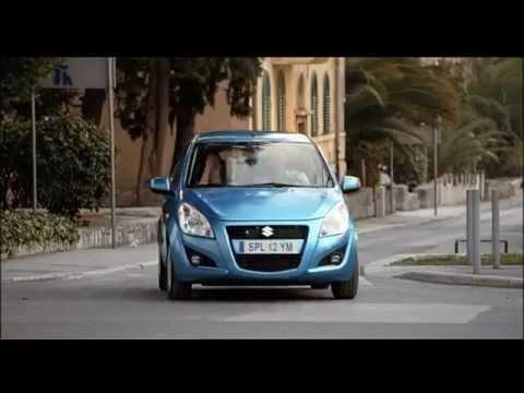 Suzuki Splash - динамика, управляемость и комфортабельность