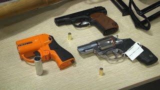 getlinkyoutube.com-В МВД Татарстана показали разрешенные виды оружия