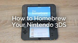 getlinkyoutube.com-How to Homebrew a Nintendo 3DS 2016