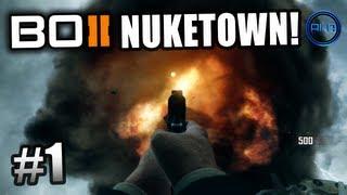 getlinkyoutube.com-BLACK OPS 2 Zombies Nuketown! Ali-A LIVE Part 1! - Call of Duty: BO2 Nuketown Zombies Gameplay