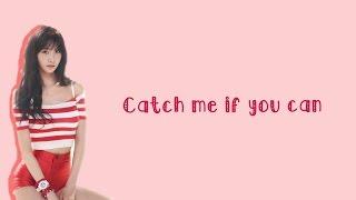 getlinkyoutube.com-Girls' Generation SNSD (소녀시대) - Catch Me If You Can Color Coded Lyrics [Eng Sub + Rom] Korean Ver.