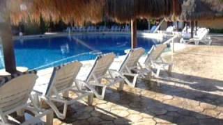 getlinkyoutube.com-Iberostar Quetzal / Tucan in Playa del Carmen - Weg vom Hotelzimmer zum Strand Teil 1