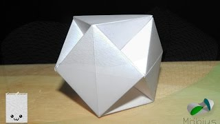 getlinkyoutube.com-DIY - RECICLAJE DE CARTULINA - ORIGAMI