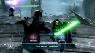 getlinkyoutube.com-Star Wars The Force Unleashed 2 Final BOSS