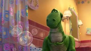 """getlinkyoutube.com-Toy Story Toons """"Partysaurus Rex"""" Sneak Peek - Arabic"""