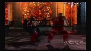 Tekken 5 - Paul Pheonix Story Battle