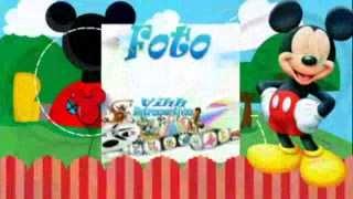 getlinkyoutube.com-Retrospectiva Infantil - Tema Casa do Mickey Mouse