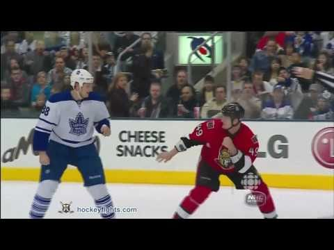 Francis Lessard vs Jay Rosehill Feb 19, 2011