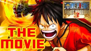 getlinkyoutube.com-One Piece: Pirate Warriors 3 - THE MOVIE (2015) All Cutscenes [HD]
