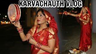 getlinkyoutube.com-Karvachauth 2016 Vlog | Day In My life | SuperPrincessjo