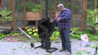 getlinkyoutube.com-Wiseway Pellet Stoves Demonstration Full Version