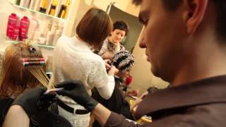 getlinkyoutube.com-Семинар по завивке волос от Студии завивок