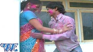 getlinkyoutube.com-Dale Rangwa गुलाल देवरा - Bahe Faguni Bayar - Geeta Rani - Bhojpuri Hot Holi Songs 2015 HD