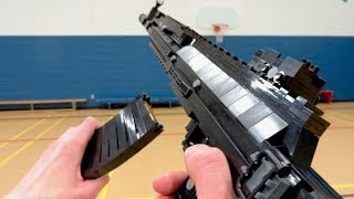 getlinkyoutube.com-LEGO AK-12 - Call of Duty Ghosts