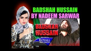 Hindu Girl Reacts To BADSHAH HUSSAIN | NADEEM SARWAR | 2016 | NAUHA | REACTION |