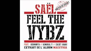 Saël - Feel The Vybz (ft. Debrouya, Admiral T & Zacky Joans)