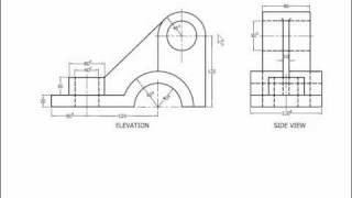 getlinkyoutube.com-شرح الطريقة  الثانية لاستنتاج المسقط الثالث  B  360p