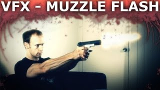 getlinkyoutube.com-How to Make Realistic Looking Gun Fire (Muzzle Flash) Effects - Visual Effects 101