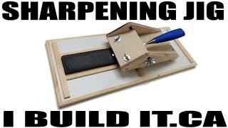 getlinkyoutube.com-Sharpening Jig For Chisels And Plane Blades