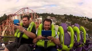 getlinkyoutube.com-Giant Bomb vs. a Roller Coaster