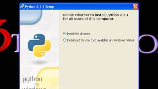 getlinkyoutube.com-Python 1: (Getting the tools) تنصيب الأدوات