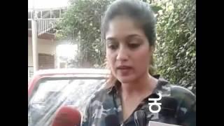 Actress Meghana Raj clarification on Zinda Kannada movie controversy