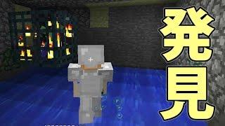 【マインクラフト】素人マイクラ実況 PART82 スポーンブロック発見
