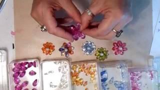 getlinkyoutube.com-Fancy Flower Tutorial - jennings644