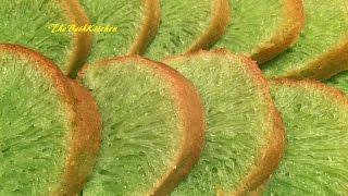 Bánh Bò Nướng - Vietnamese Honeycomb Cake